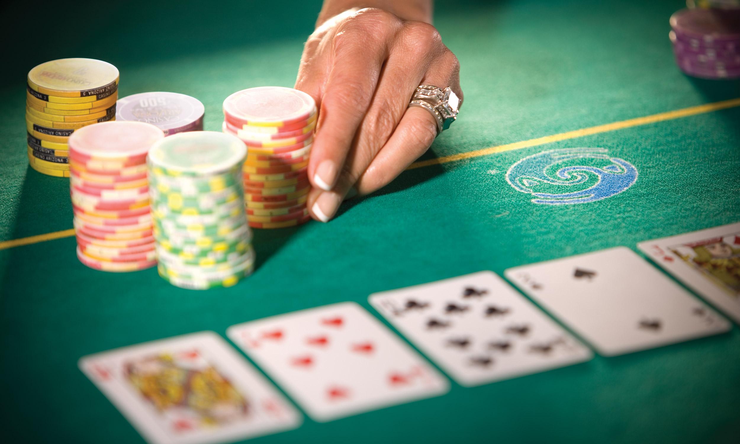 Mendapatkan Jackpot Terbesar Dalam Permainan poker online